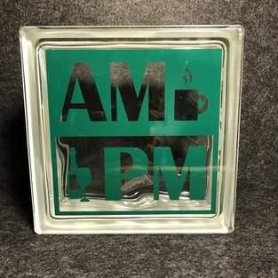 Makerist - AM/PM; Plotterdatei: B.Style - 1