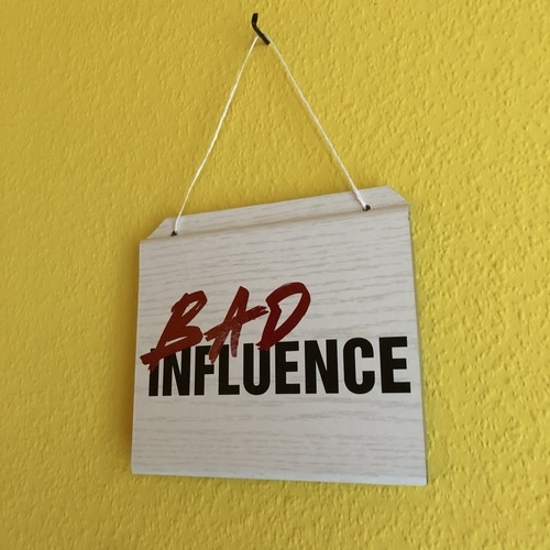 Makerist - Bad Influence/ Plotterdatei: B.Style - DIY-Projekte - 1