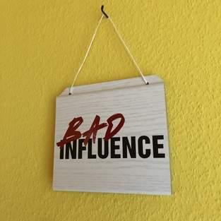Makerist - Bad Influence/ Plotterdatei: B.Style - 1