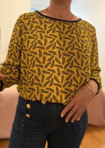 Makerist - Blouse Madame Dana en crêpe légère.  - Créations de couture - 1
