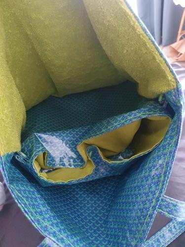 Makerist - Sac piscine pieds au sec - Créations de couture - 2