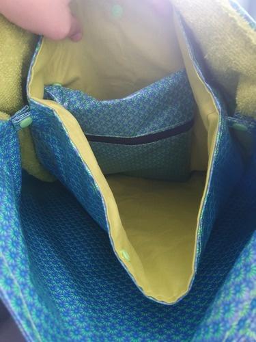 Makerist - Sac piscine pieds au sec - Créations de couture - 3