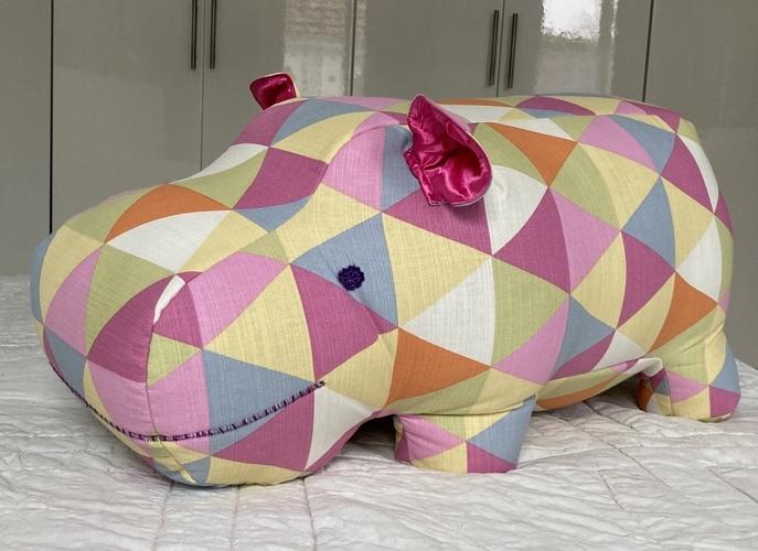 Makerist - Rhino Gabby en tissu ameublement trouvé à la Maison en Tissu - Créations de couture - 1