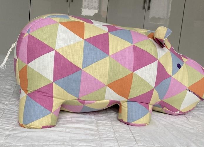 Makerist - Rhino Gabby en tissu ameublement trouvé à la Maison en Tissu - Créations de couture - 2