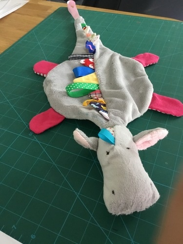 Makerist - Bro when my pacifier baby dragon - Sewing Showcase - 1