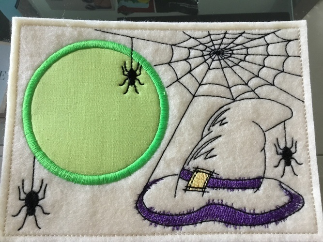 Makerist - Halloween  - Filzprojekte - 1