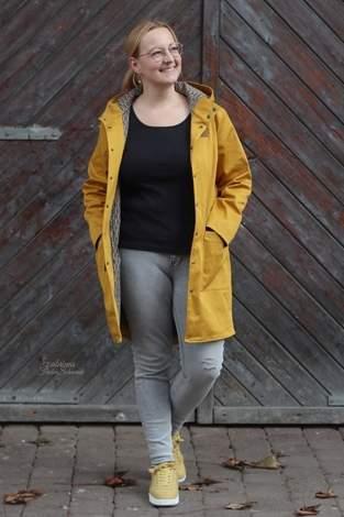 Makerist - Frau Karo in fröhlichem gelb - 1