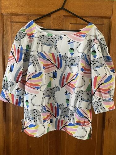 Makerist - Ermine x Lillian Farag Jungle Juggle - Sewing Showcase - 1