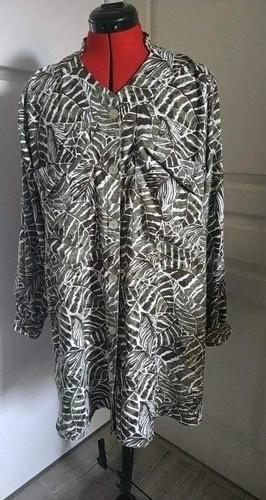 Makerist - Carthagène ... Lin Viscose feuillage - Créations de couture - 1