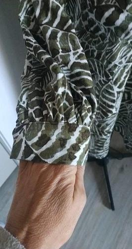 Makerist - Carthagène ... Lin Viscose feuillage - Créations de couture - 2