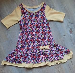 Makerist - Jerseykleid Summer Grirly für mein Sonnenschein - 1