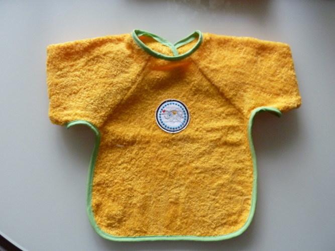 Makerist - Babylätzchen - DIY für Kinder - 1