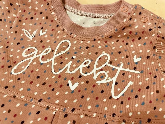 Makerist - Body-Kleidchen Mäxchen - Nähprojekte - 2