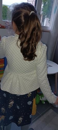 Makerist - Veste Sarah de colores la vie - #makeristalamaison - 2