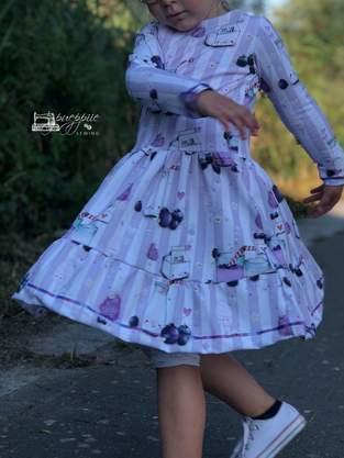 Makerist - SANNY Ganzjahreskleid von Libminna - 1
