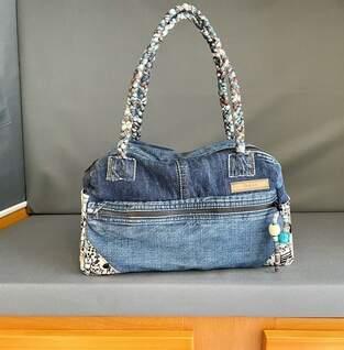 Makerist - Handtasche mit tollen Fächern - 1
