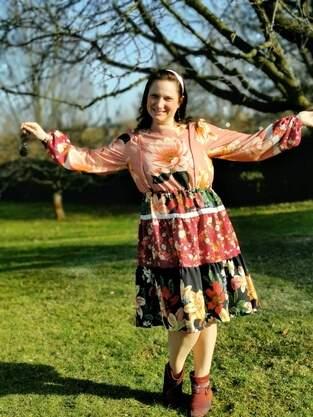 Makerist - Boho Kleid Amber - 1