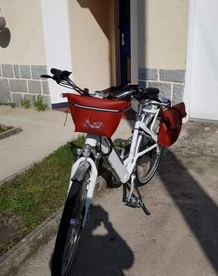 Makerist - Sacoche guidon vélo en simili cuir épais - 1