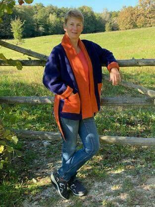 Makerist - Kimono Jacke aus Walk - 1
