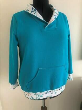 Makerist - Sweat shirt Madame Classique - Konfetti pattern - 1