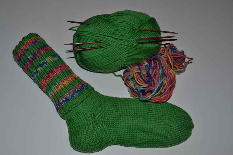 Makerist - Socke für Inge - Strickprojekte - 1