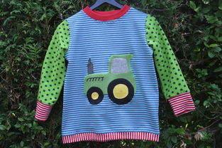 Makerist - cooles Trecker Shirt  ;-) - 1