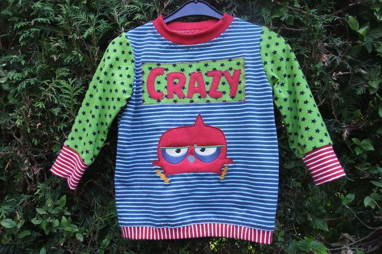 Makerist - cooles Shirt für unserem Sohn ;-) - Nähprojekte - 1