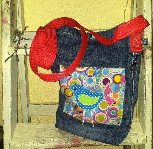 Makerist - Jeans - Hosenbeintasche - Nähprojekte - 1