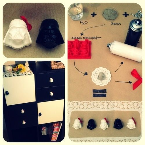 Makerist - Join the dark side... - DIY-Projekte - 1