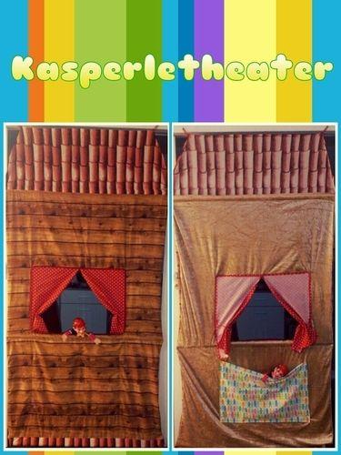 Makerist - Kasperletheater - Nähprojekte - 1