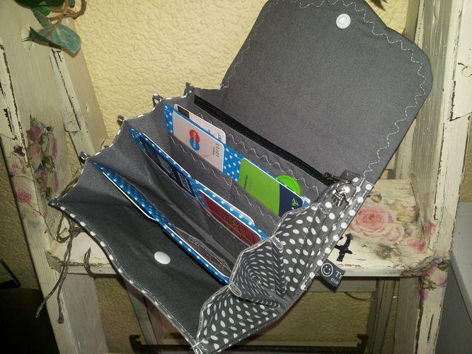 Makerist - Geldbeutel mit viel Platz - Nähprojekte - 2