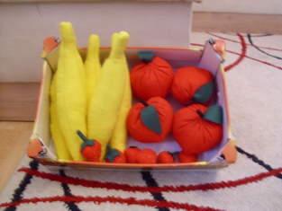 Makerist - Obst und Gemüse für den Kaufmannsladen - 1
