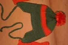 Makerist - Mütze und Handschuhe - 1
