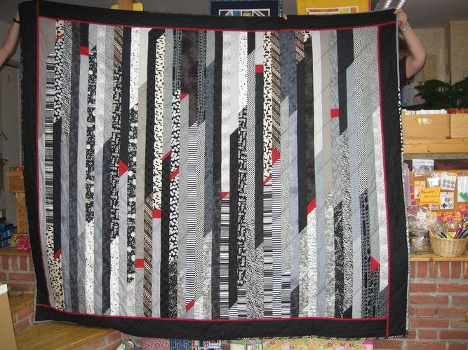 Makerist - Patchworkdecke/Quilt - Nähprojekte - 1