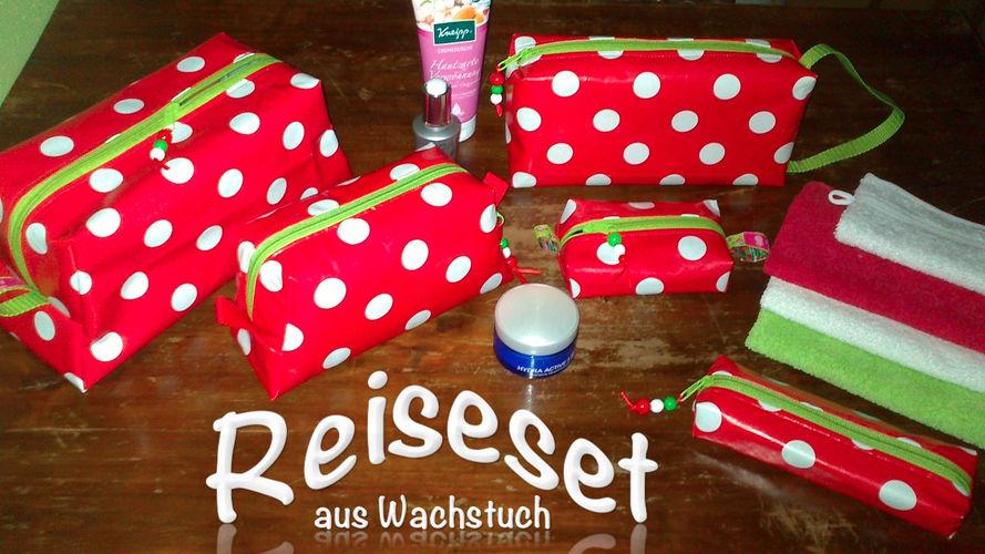 Makerist - Wachstuch-Täschlein - Nähprojekte - 1