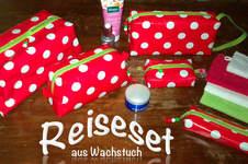 Makerist - Wachstuch-Täschlein - 1
