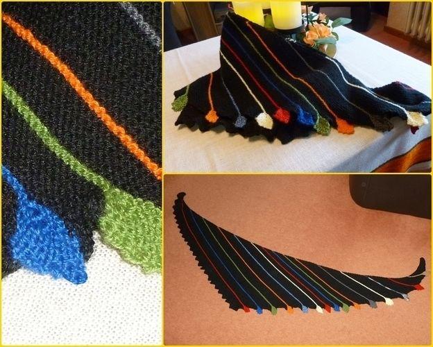 Makerist - Mein 2. Leftie - Strickprojekte - 1