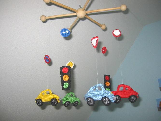 Makerist - Auto Mobile - Häkelprojekte - 1