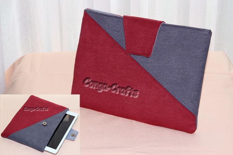Makerist - iPad Air Tasche - Nähprojekte - 1