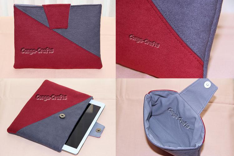Makerist - iPad Air Tasche - Nähprojekte - 2