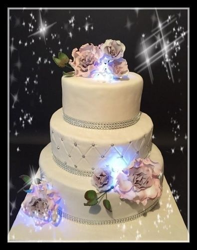 Makerist - Wedding cake Princessa  - Torten, Cake Pops und Cupcakes - 1