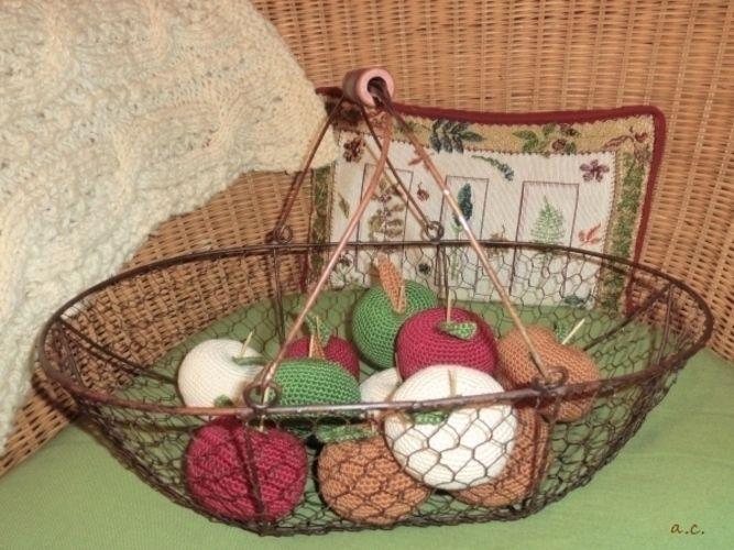 Makerist - Apfelernte - Häkelprojekte - 1