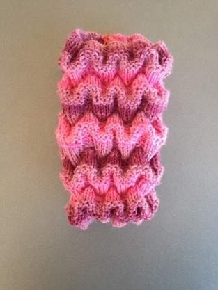 Makerist - Armstulpen aus Sockenwolle - 1