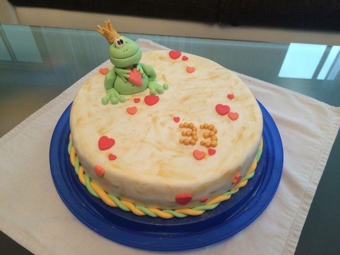 Makerist - Meine erste Fondanttorte :-) - Torten, Cake Pops und Cupcakes - 2