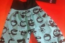 Makerist - Spielhose mit Beanie Sunny - 1
