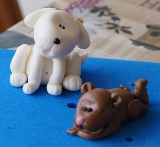 Makerist - Süße Tierchen - Torten, Cake Pops und Cupcakes - 1
