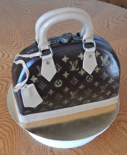 Makerist - LV Handtaschen - Torten, Cake Pops und Cupcakes - 2