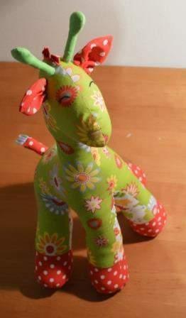 Makerist - Gerda, die Giraffe - 1