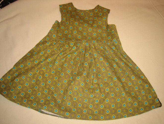 """Makerist - Kleid """"Circle"""" - Nähprojekte - 1"""