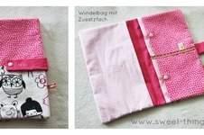 Makerist - Windelbag mit Zusatzfach - 1